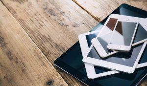 iPadは、コミュニケーションツールとしての利用に向いていますが、 業務利用では、使いくい